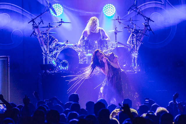Evanescence @ The Anthem, Washington DC, 05/15/2019