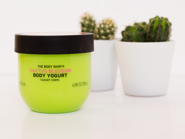 The Body Shop Cactus Blossom Body Yogurt