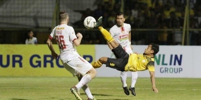 Hasil Pertandingan Barito Putera VS Persija Jakarta Skor 1-1