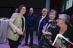 Vie, 03/05/2019 - 17:10 - Barcelona 03.05.2019 Homenatge a les dones de Ravensbruck, celebrat a la sala Moragas del Born Centre Cultural