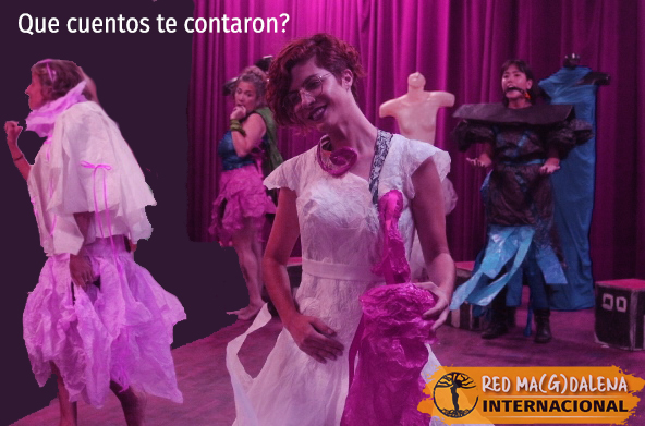 Presentacion Pieza de Teatro Forum