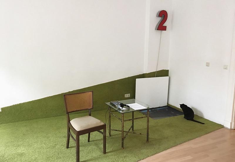 artspring spots 2019_Der dritte Raum_in Sepp Maiers 2raumwohnung_Kuenstler und copyright_Peter Mueller