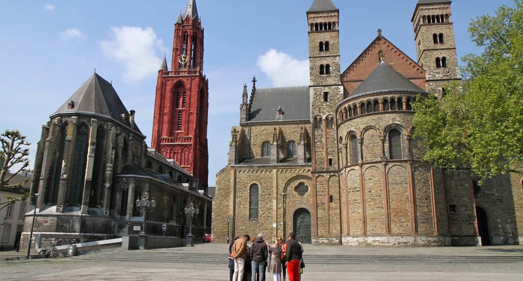 Sights at Vrijthoft, Maastricht | Your Dutch Guide