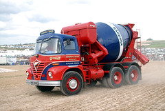 Longreach - Jonathan McDonnell posted a photo:	Foden S21 cement mixer 'KKE 668 E'