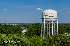Water Tower | Byhalia, Mississippi
