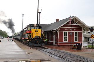 Chillicothe Rock Island Depot