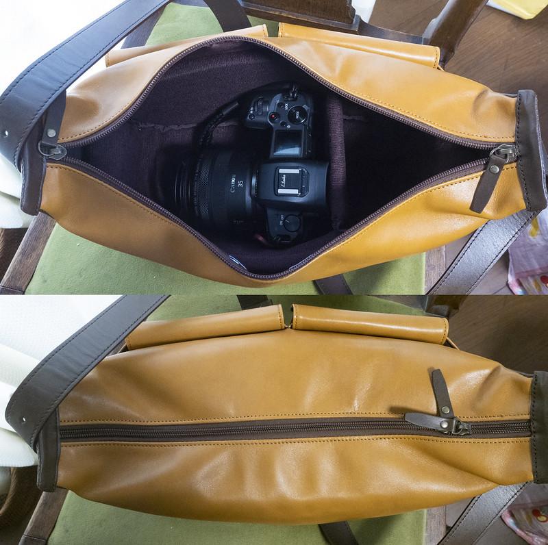 Canon EOS RP GOLD カメラバッグ_22