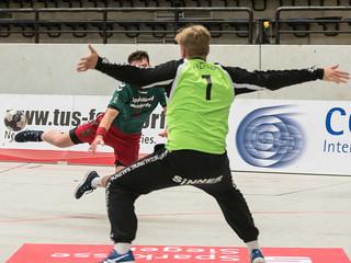 SG-Ruhrtal 1.Herren vs. Tus-Ferndorf 3