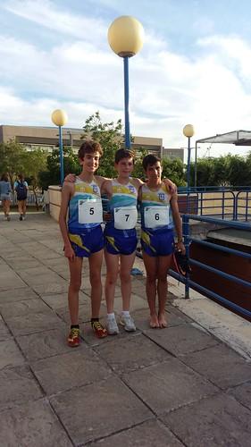 AionSur 46984396875_b27191d667_d La cantera del Ohmio cumple de nuevo con 18 medallas en el Provincial de pista Atletismo Deportes  destacado