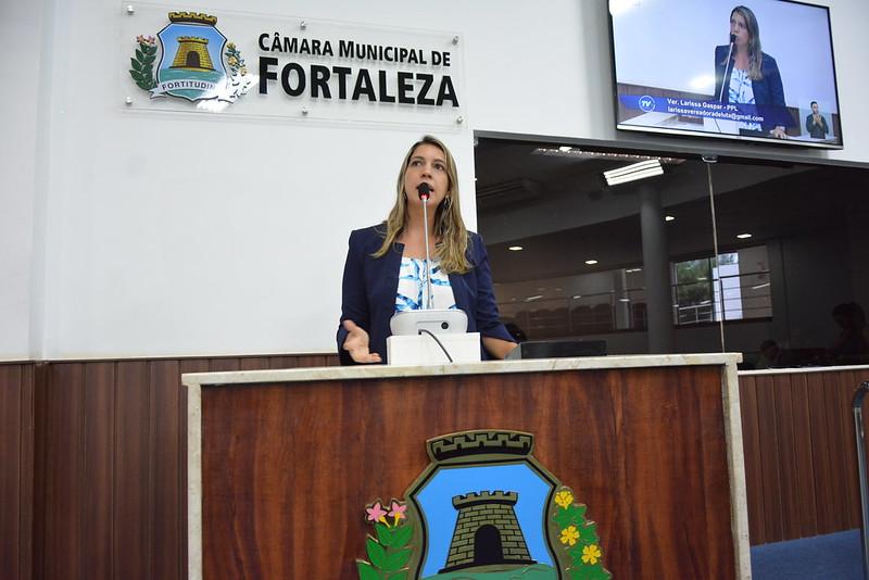 Larissa Gaspar (PPL)