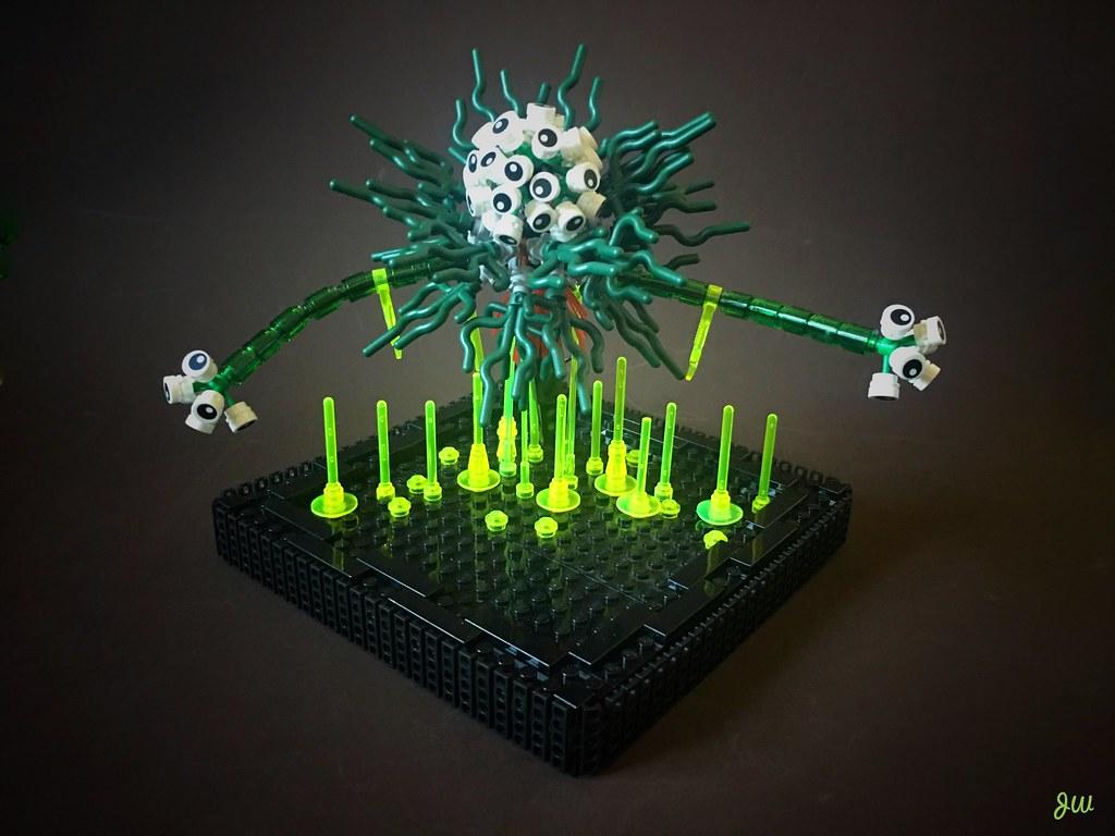 Unexpected plant X
