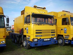 quicksilver coaches posted a photo:M171 BBY1995 Foden 4410Moscow State CircusCampbell Park, Milton Keynes, 14 March 2008This generator tractor was built from an artic unit by the circus's own engineers in 2007 and a series of photos of its construction feature in the book 'Circus Transport Photographs Volume 3' compiled by Adrian Corti for the Circus Friends Association. It is now on SORN.