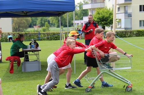 Jugitag Eschenbach Sport Union Zentralschweiz
