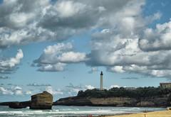 Las nubes y el Faro