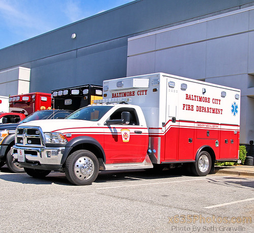 Baltimore City Fire Department Medic (Pending Assignment) Photo