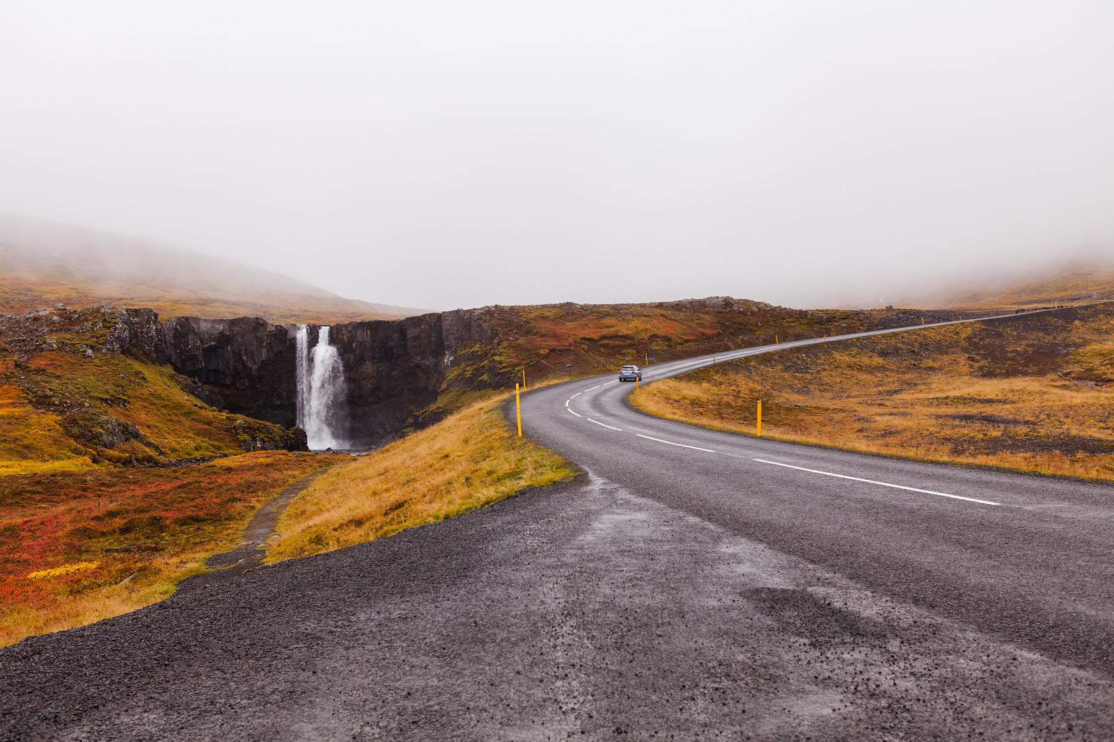 【北歐自助旅行】Day 8(冰島 / 塞濟斯菲厄澤)