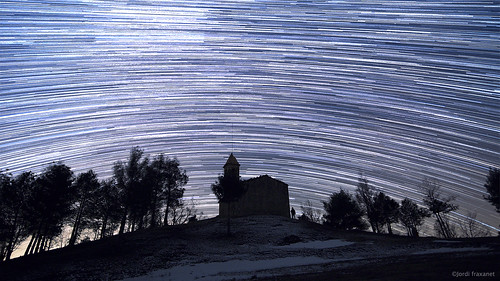 South startrails