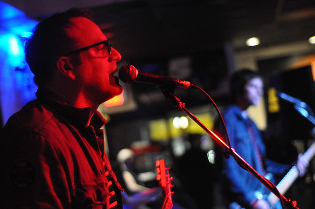 Neck at the Dominion Tavern