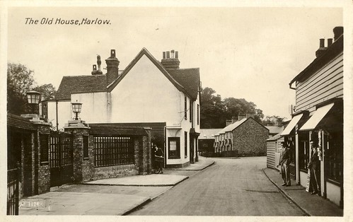 Fore Street, ca 1911 (9220)