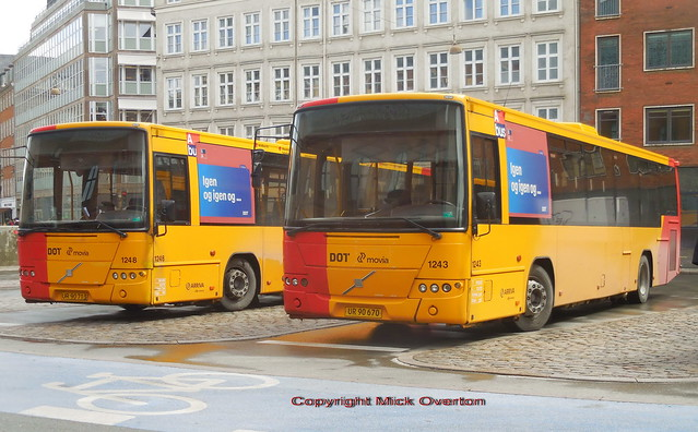2/4 survivors of the 16 Ajokki bodied 2006 Volvo B7RLE ARRIVA used on route 18/8A contract until November 2017