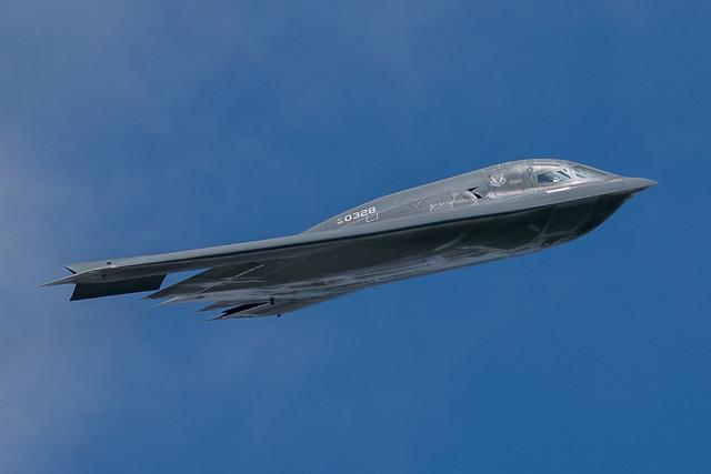 88-0328 Northrop B-2A