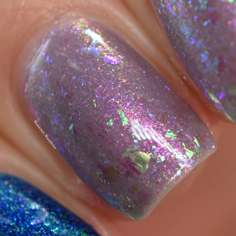 Girly Bits Flake It Till You Make It swatch