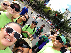 Hawaiian Electric at the 41st annual Visitor Industry Charity Walk — May 18, 2019: The charity walk sent our team venturing throughout the streets of Waikiki.