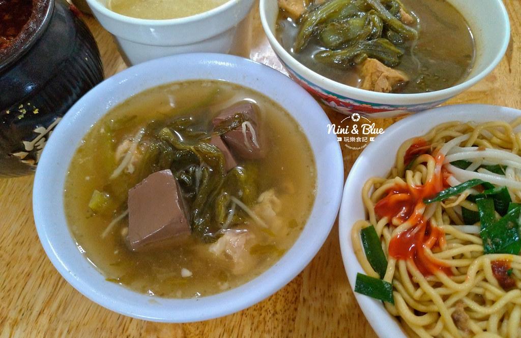 乾麵酸菜湯老店.台中火車站06