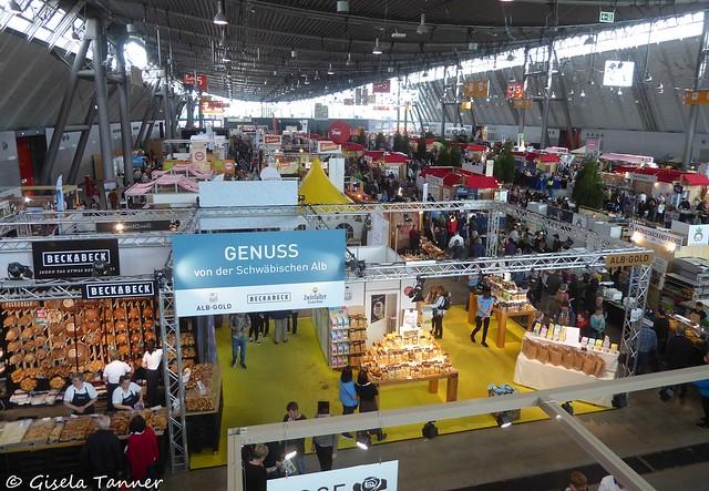Gartenbloggertreffen Messe Stuttgart 2019