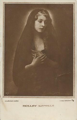 Kamilla Hollay, Angelo