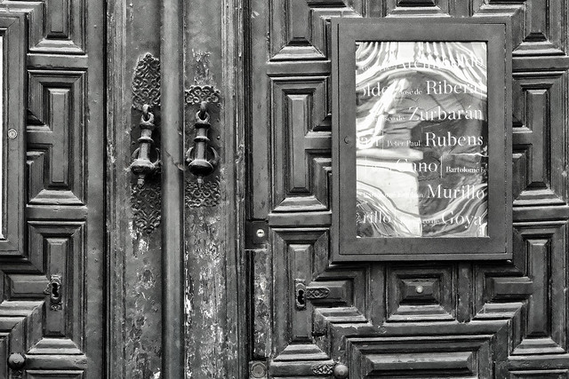 The treasures behind these doors
