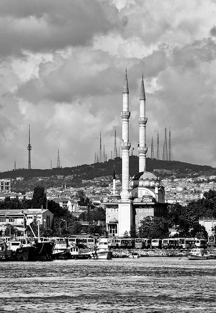 20110803 Communication towers