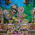 ISKCON Vrindavan Deity Darshan 05 May 2019
