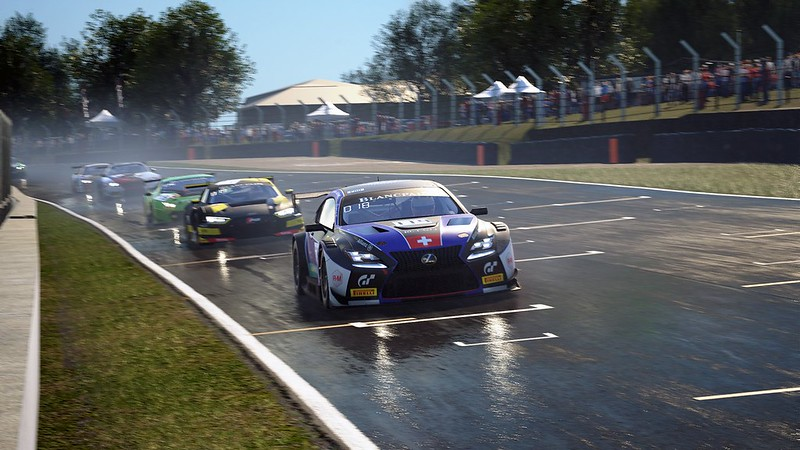Assetto Corsa Competizione - Brands Hatch Screenshots