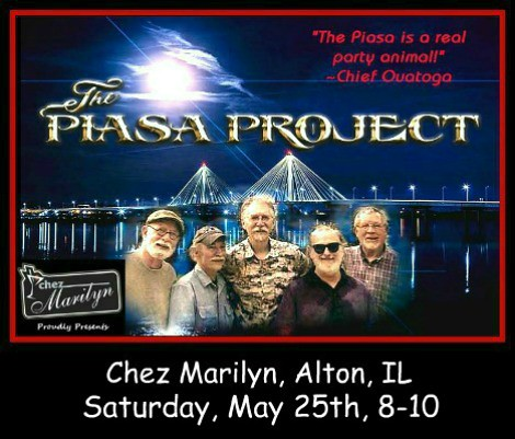 The Piasa Project 5-25-19