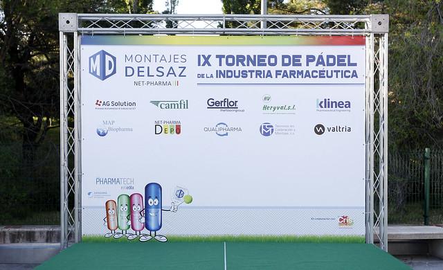 TORNEO DE PADEL MADRID - 2019