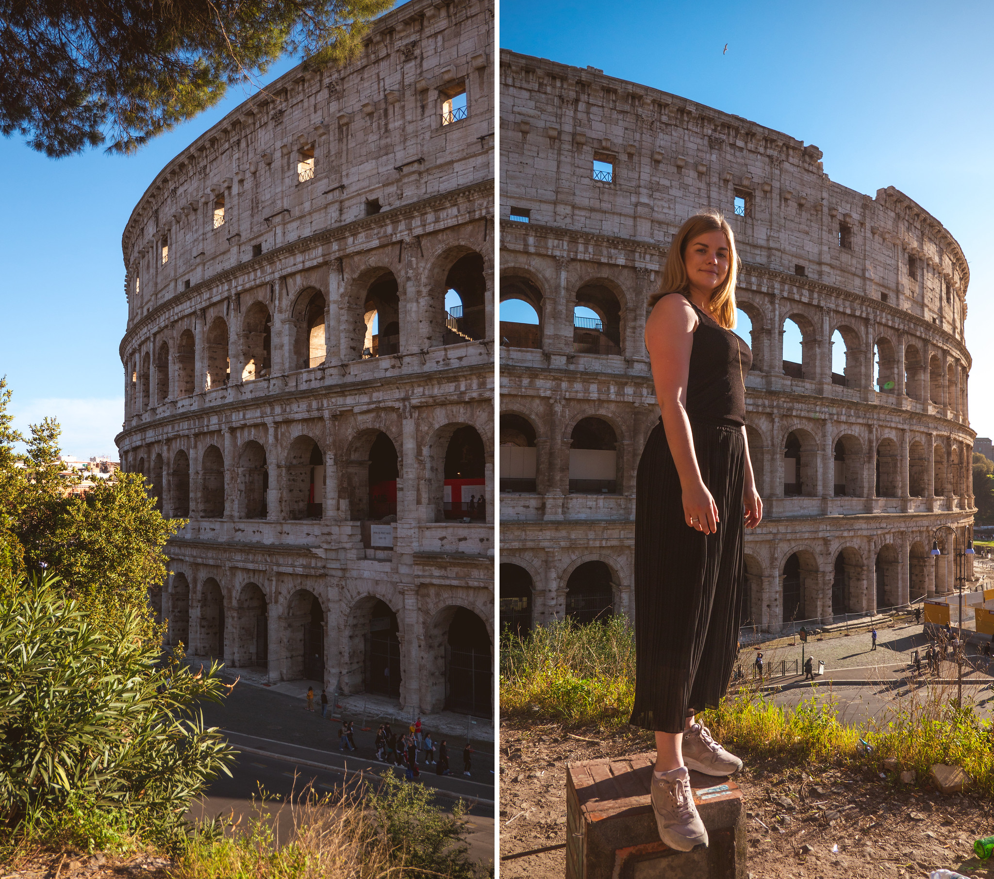 Rooma-colosseum