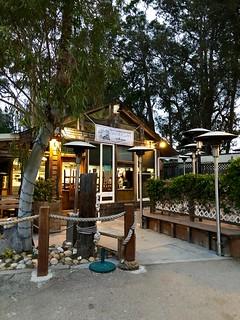 Bayside Cafe at the marina - Morro Bay, California