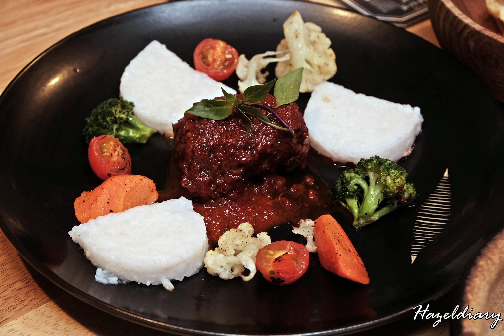 The Sampan Restaurant-Beef Cheek Rendang