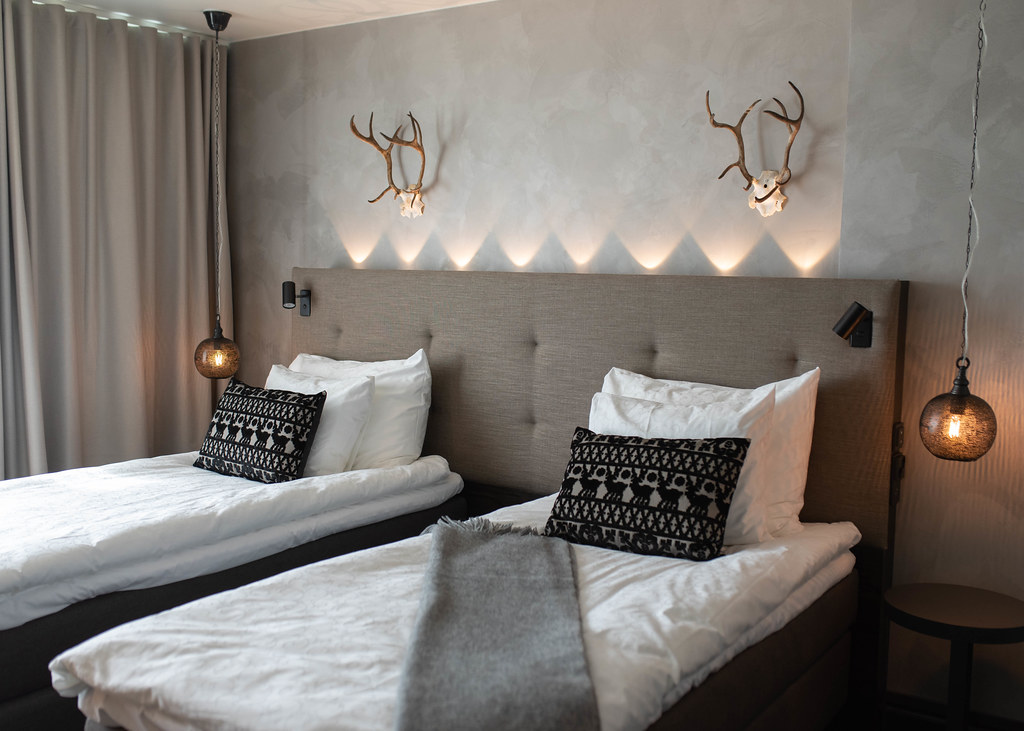 lapland hotels bulevardi rooms