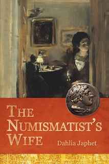 The Numismatist's Wife book cover2