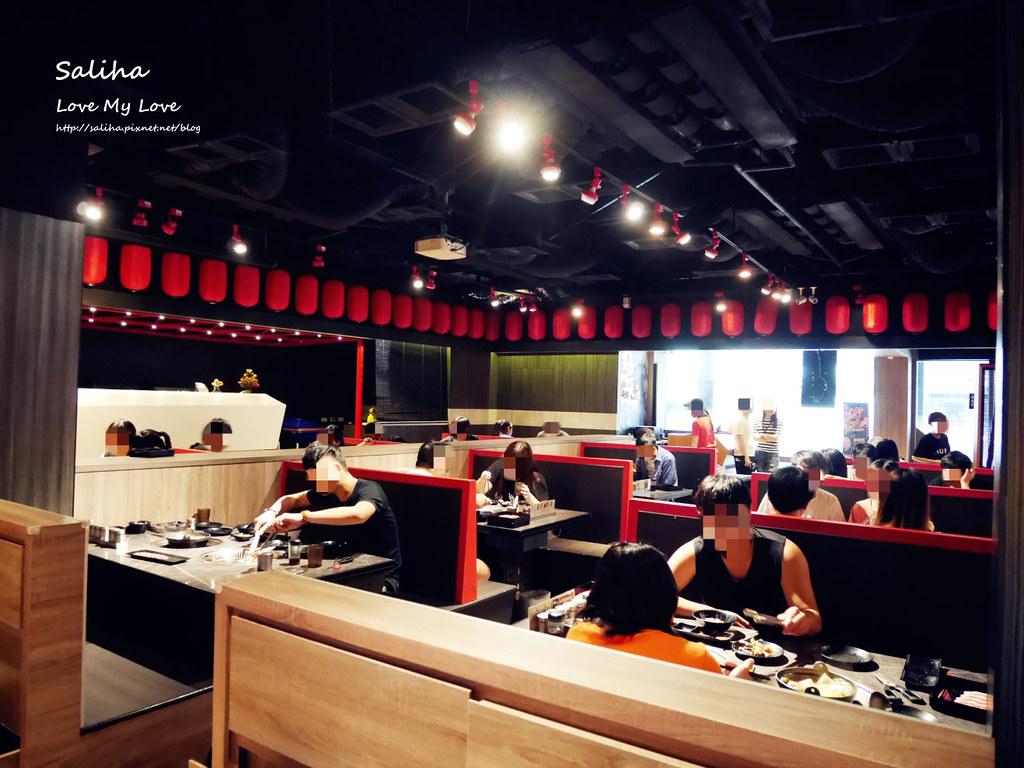 台中田季發爺逢甲店燒肉烤肉火烤兩吃吃到飽 (25)