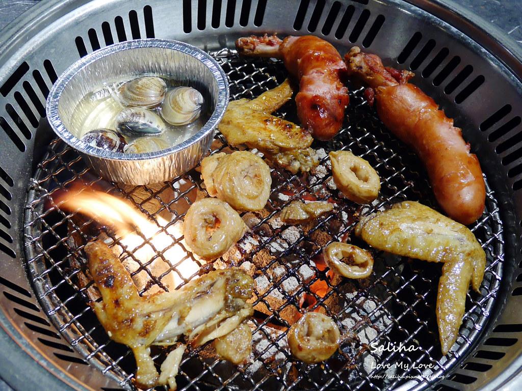 台中田季發爺逢甲店燒肉烤肉火烤兩吃吃到飽 (21)