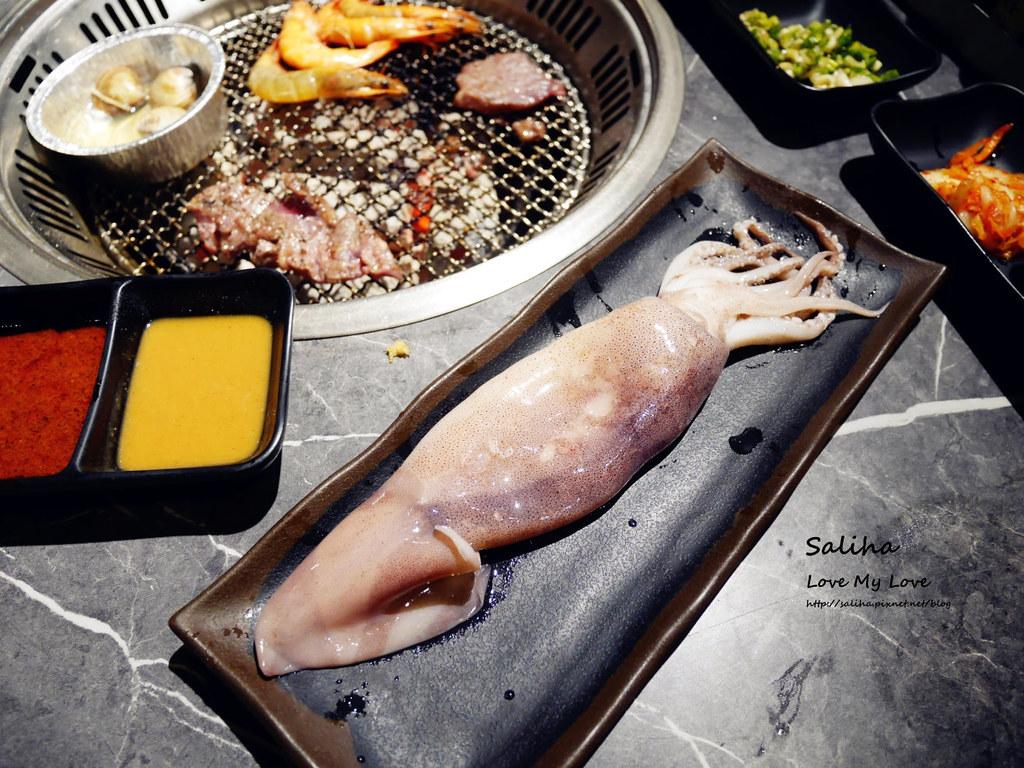 台中田季發爺逢甲店燒肉烤肉火烤兩吃吃到飽 (26)