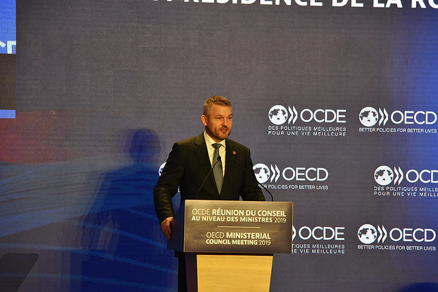 Launch Ceremony for the adoption of the OECD Recommendation on Aritificial Inteligence