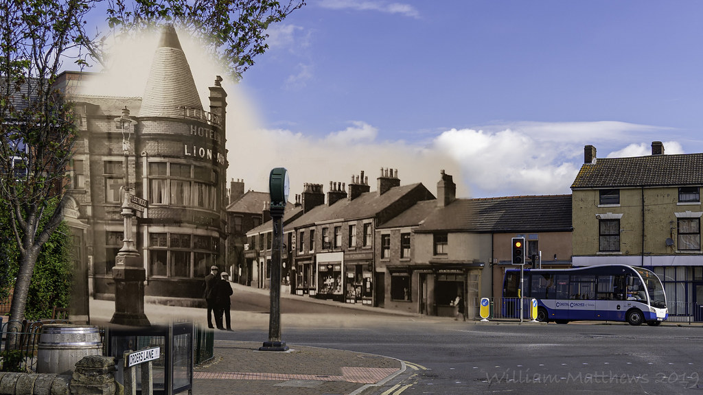 Kirkham Now & Then #1