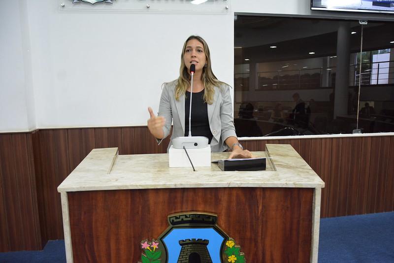 Fotos da 41ª Sessão Ordinária da 3ª Sessão Legislativa da 18ª Legislatura da Câmara Municipal de Fortaleza (22/05/2019).