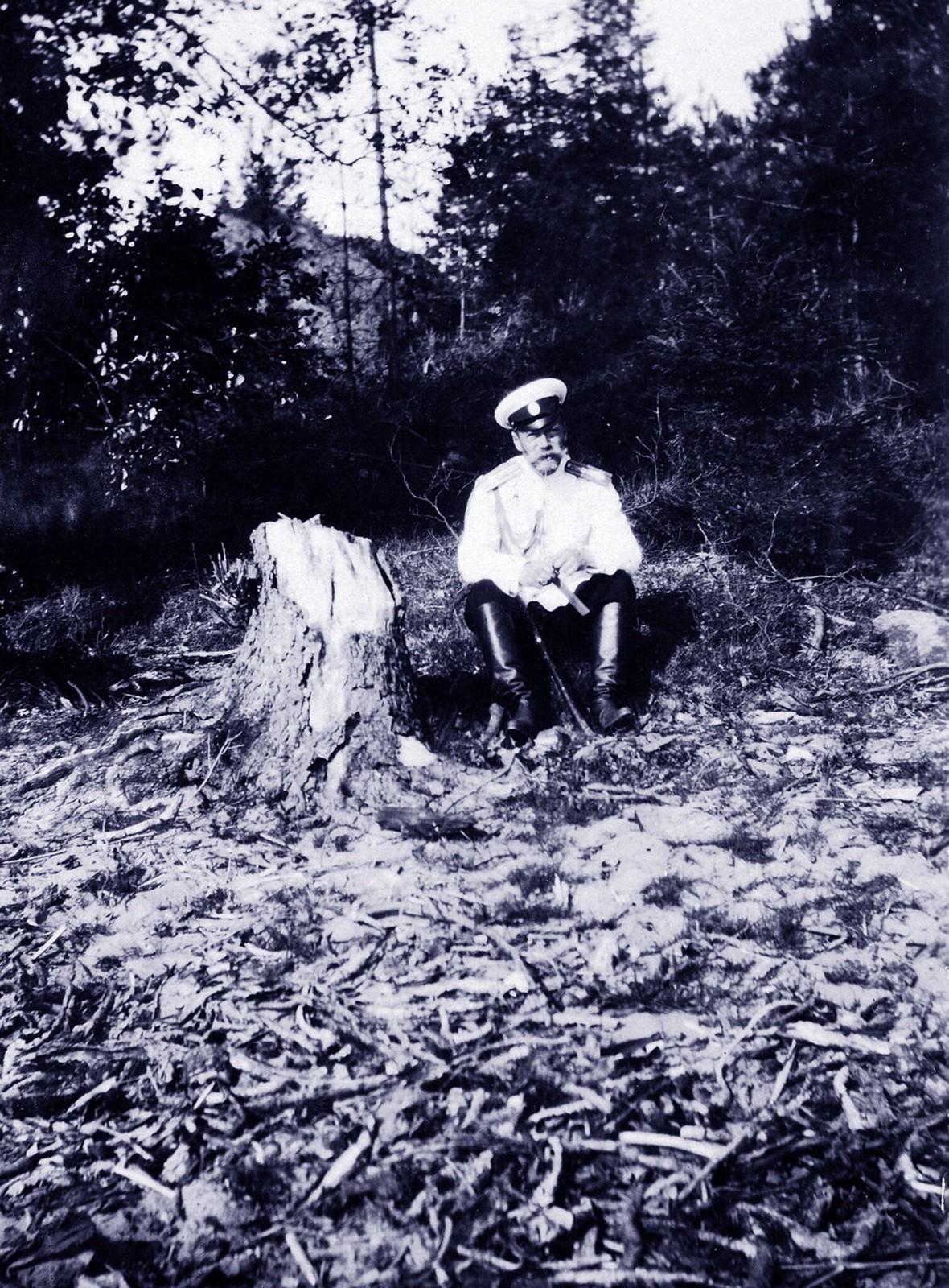 1913.  Государь Император.