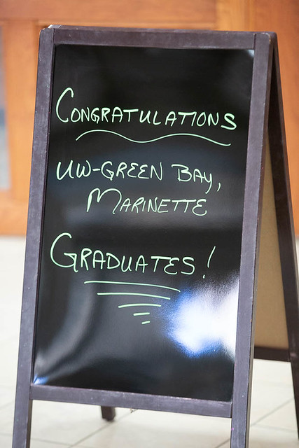 UW-Green Bay | Marinette Campus Commencement 2019