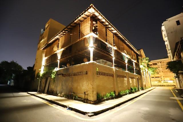 Night photography street photography